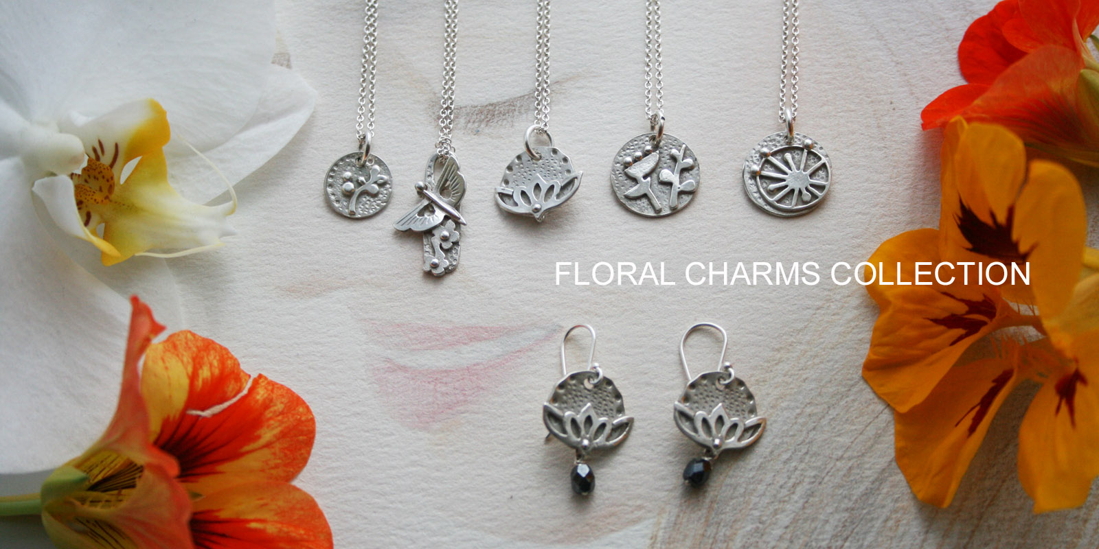 Floral Charms Collection